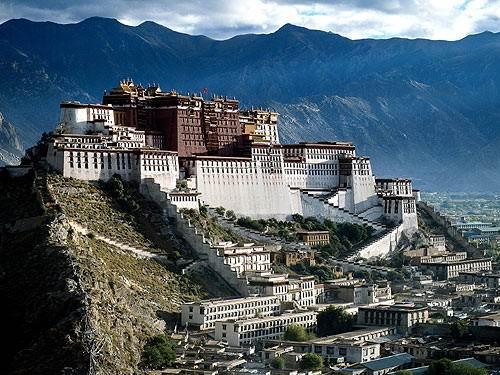 Buddhism Potala_palace
