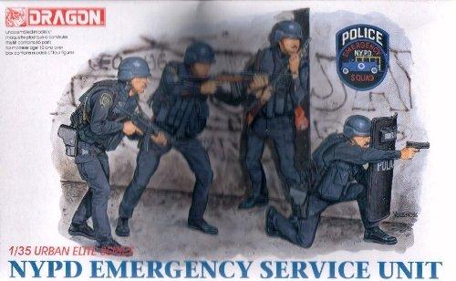 SWAT Police Los angeles raid 1/35 3221_pd1912741_1