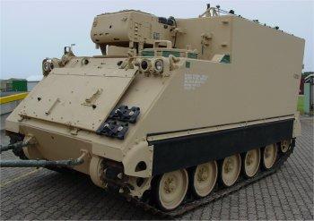 ارشيف أسلحه الجيش العراقي الجديد البريه M577