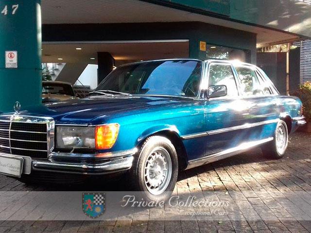 (VENDE-SE): Mercedes-Benz 450SEL 6.9 1978 26313