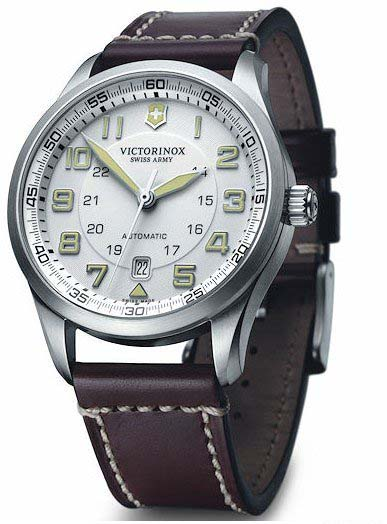 Le club des heureux possesseurs de VICTORINOX Victorinox-Swiss-Army-AirBoss-Automatic-42mm-Watch