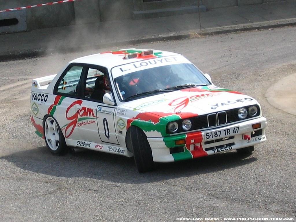 """BMW M3 """"E30"""" Bmu05_lo1"""