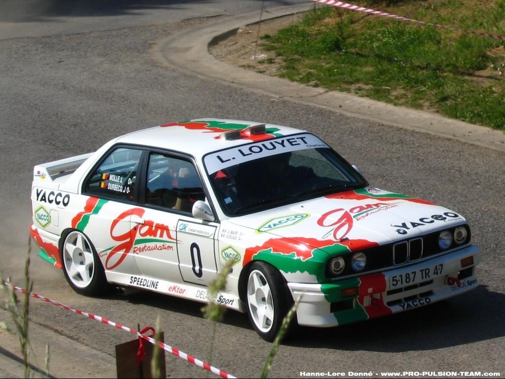 """BMW M3 """"E30"""" Bmu05_lo2"""