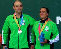 Jornada de 15 medallas; dos oros, 4 platas y nueve bronces AP111026089065-f