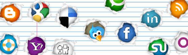 [recursos] Page Peel – A Free Social Media Iconset Page-peel-social-icons-v1