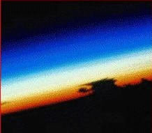 datos de la tierra Atmosfera