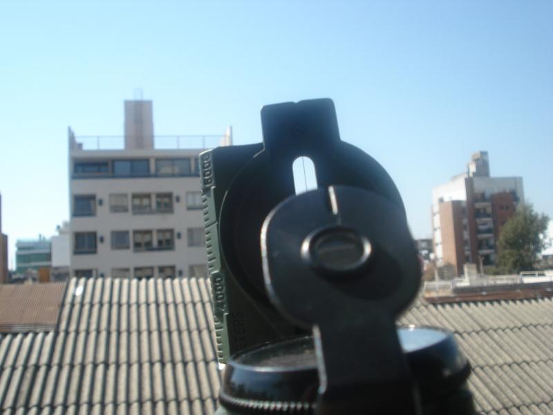 Cómo medir ANGULOS con las brújulas (oh! si, hay lensáticas y de base... todas!) DSC004861