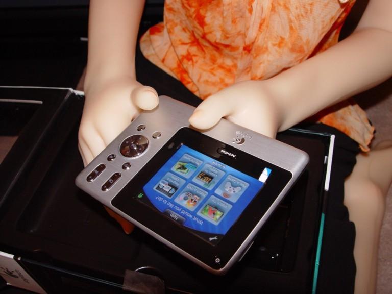 Aiko and Harmony Remote DSC00007