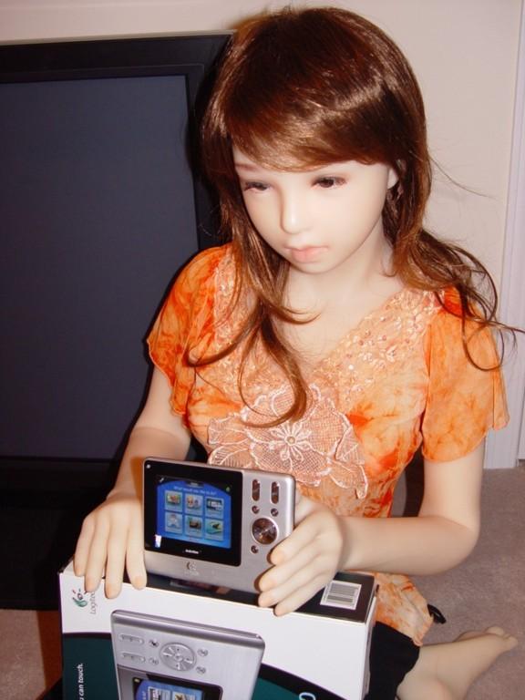 Aiko and Harmony Remote DSC00015