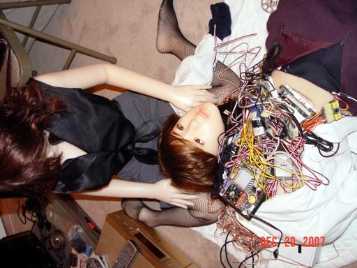 Inside of Aiko AikoInside