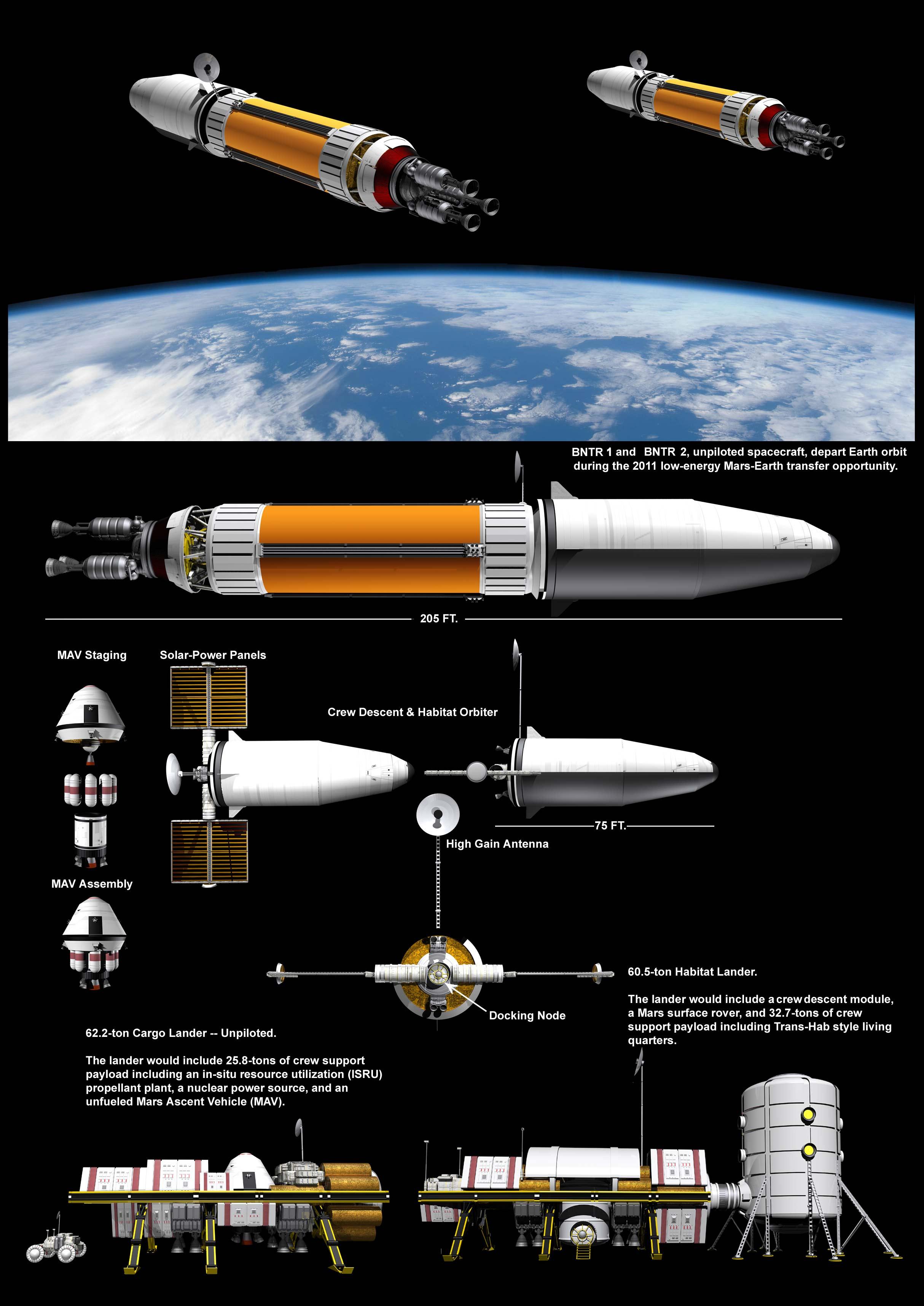 Concepts futuristes MarsDRM3-Part-One-Diagram