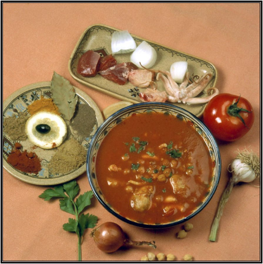 اكلات تونسية بالصور  Soup