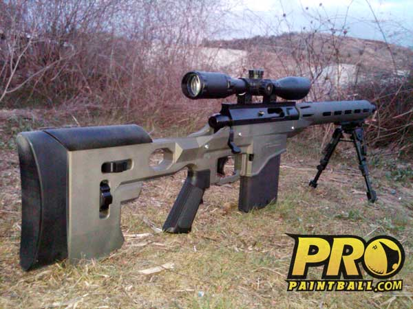 Uma sniper puro sangue: SAR 12 New-paintball-gun-sar12