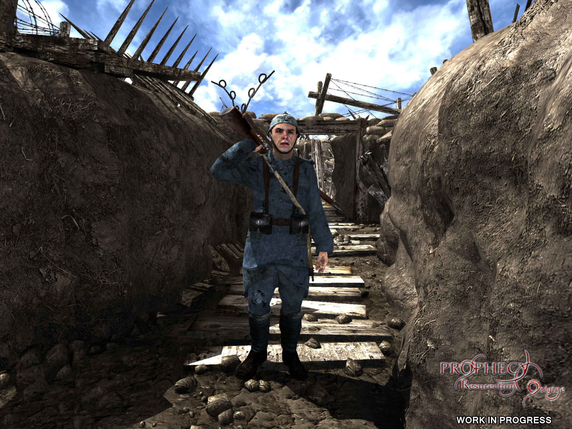 THE TRENCH  Prosep2