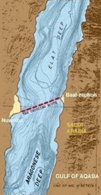 Chars de pharaon retrouvés dans la mer rouge Image007