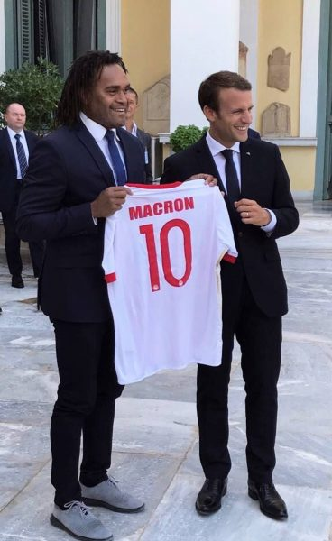 ¿Cuánto mide Emmanuel Macron? - Altura - Real height 21427202_10154693252946945_2932617486634978790_o-e1504868441791-368x600