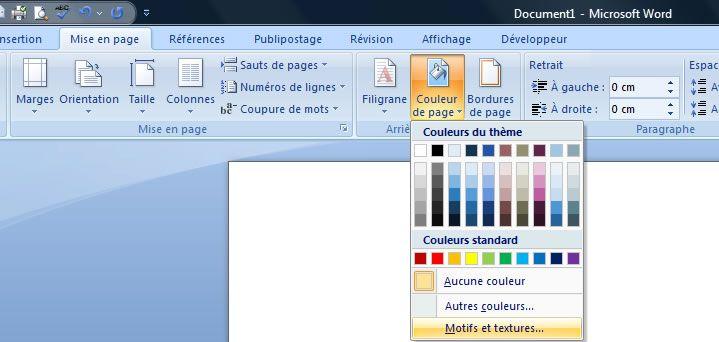 مقياس الاعلام الالي 30 ساعة  Image-arriere-plan-word-2007-8