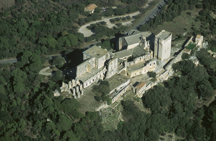 Images de Provence Abbaye-de-montmajour