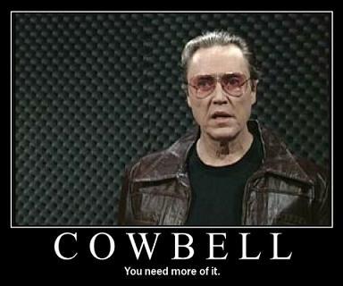 Etape 3 : constituer la team Cowbell