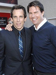 ¿Cuánto mide Tom Cruise? - Altura - Real height Stiller_cruise