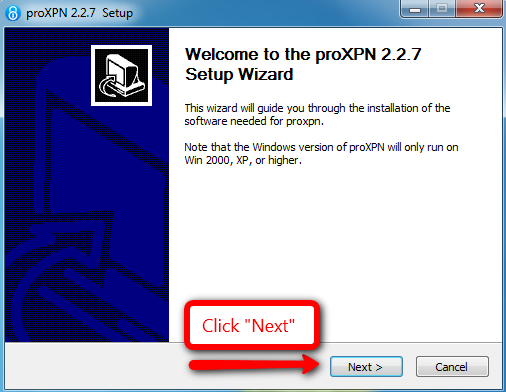 Tirando Hamachi do seu Habbo  Proxpn_windows_install_001