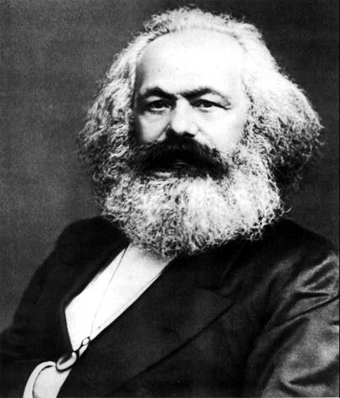 Un dia como hoy... 14 de marzo de 1883 Karl Marx se desvanecia en su sillon. Karl_Marx