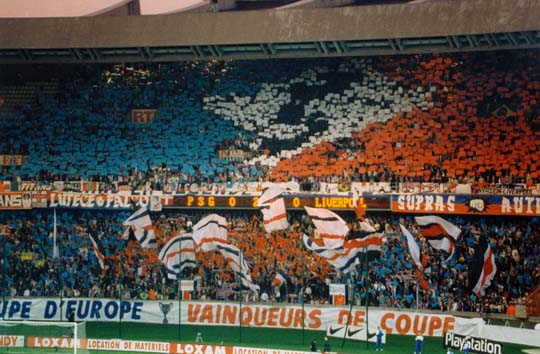 Photos 96-97_PSG-Liverpool