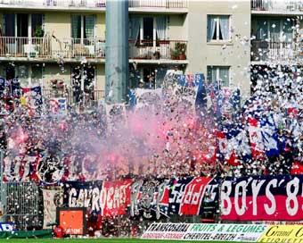 Photos 2001-02-Guimgamp-PSG