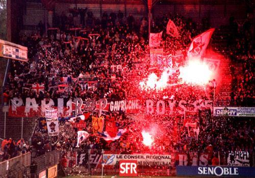 Photos Auxerre-PSG_2000-01