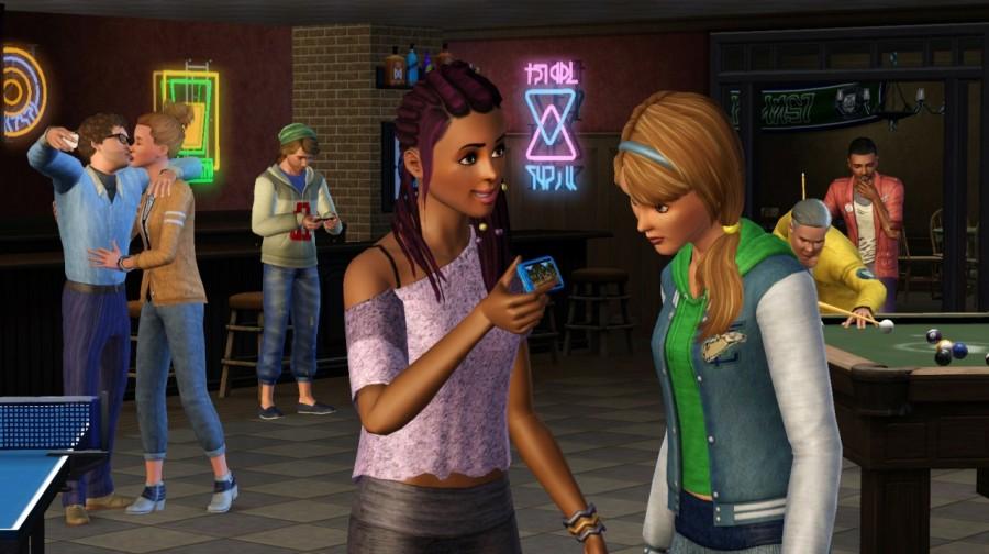 Los Sims™ 3: Movida en la Facultad Los-sims-3-Movida-en-la-facultad-Smartphone