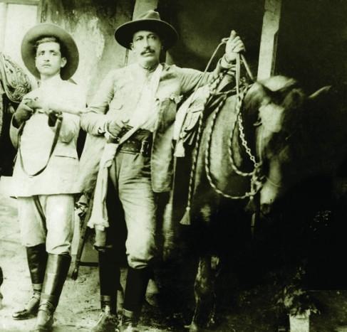"""Maisanta: """"El ultimo hombre a Caballo"""". Bisabuelo guerrillero de Hugo Chávez. Maisanta-e1352385000896"""