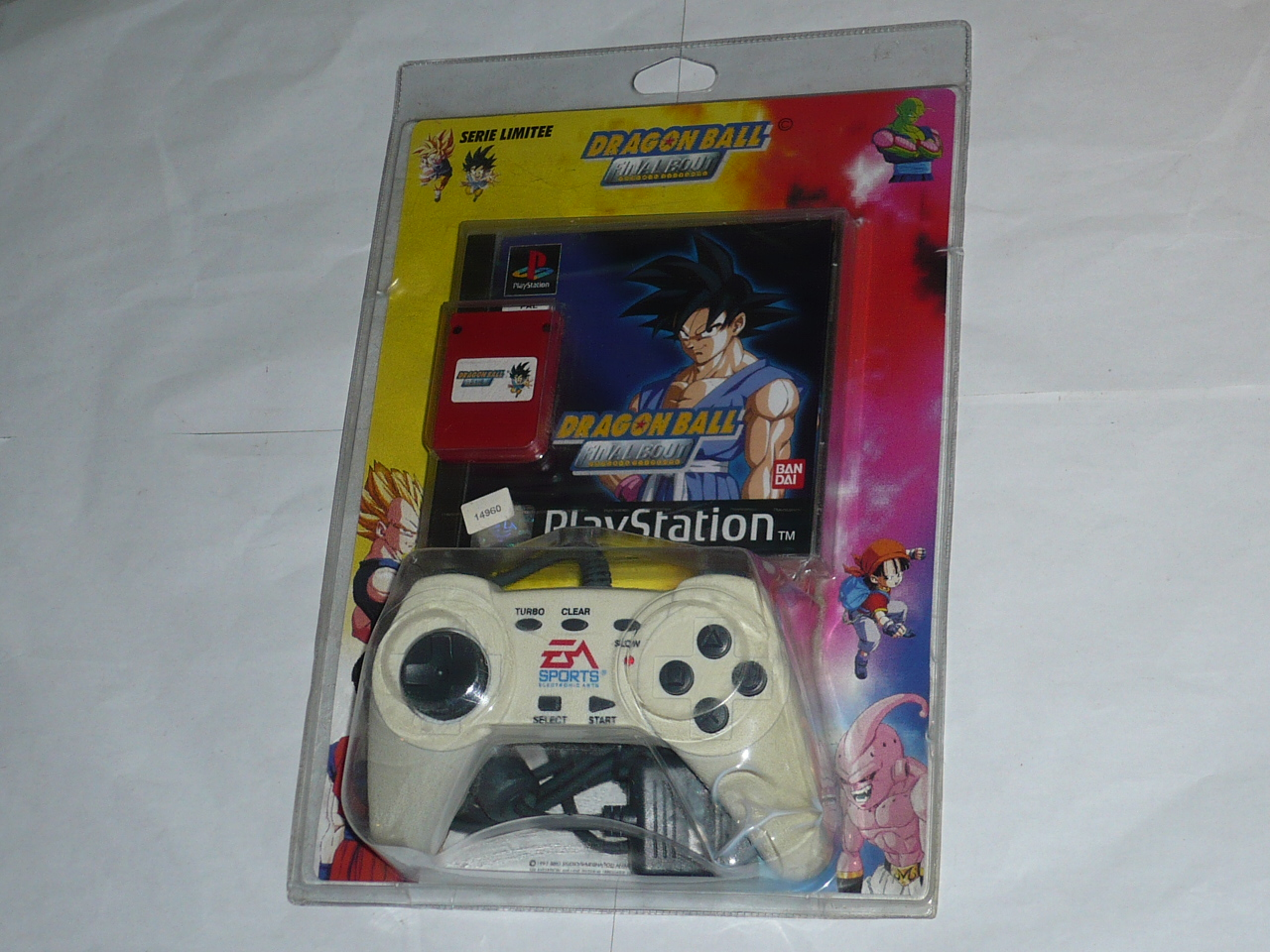 Recherche Pack Playstation 1 sous blister rigide Disney P1250287