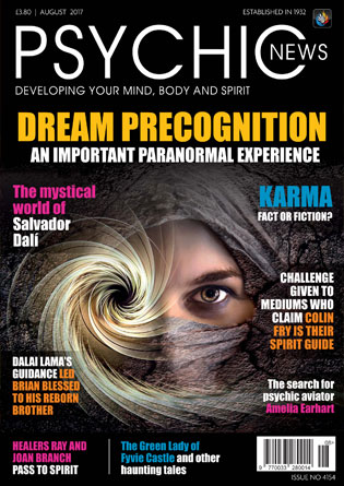 Psychic News - August 2017 Cover88-august2017-big