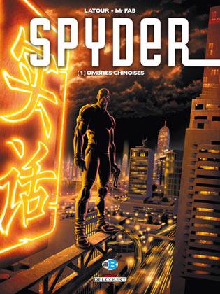 Votre Dernière BD ou Dernier Manga Spyder1