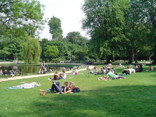Vondelpark Vondelpark