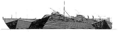 Vedettes lance-torpilles PT-BOATS (Pacifique) - Page 3 Zebra-camo-single