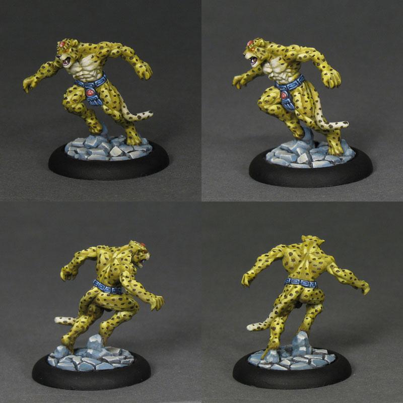 Pulp City Jaguar