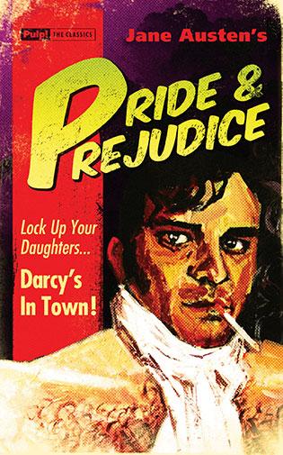 Les couvertures de Pride & Prejudice 9781843440710