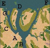 Descriptif : Missions Cléopâtre - Anciens conquérants Carte3.3