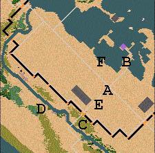 Mission 4.4 - L'Alexandrie de Cléopâtre Carte4.4