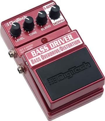 O primeiro pedal a gente nunca esquece... BassDriver