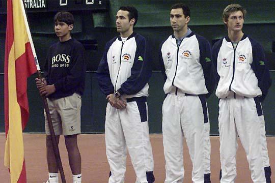 ¿Cuánto mide Rafa Nadal? - Altura - Real height Nadal_1