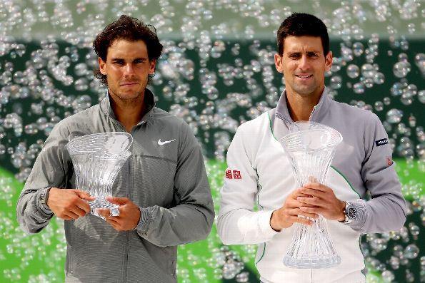 ¿Cuánto mide Novak Djokovic? - Altura - Real height Nadal-djokovic-miami-final-2014-9