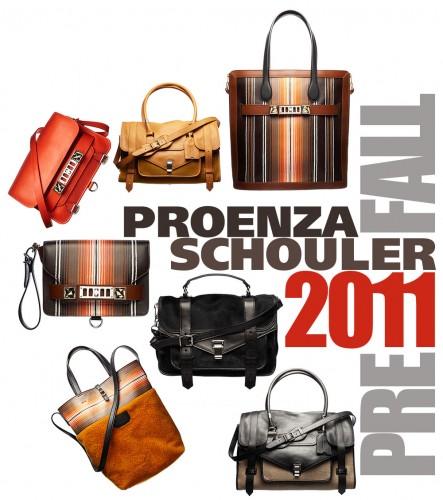 Underrated Designer bag brands Proenza-Schouler-Fall-2011-443x500