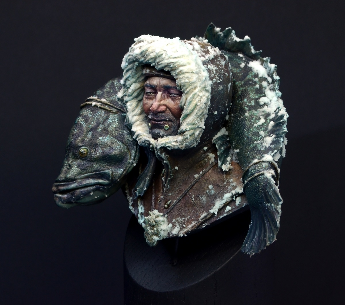 "La ""figurine"", c'est aussi cela... Inuit13__sized"