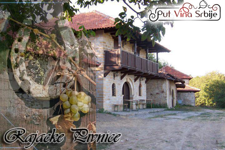 Put vina kroz istoriju Srbije Rajacke_Pivnice