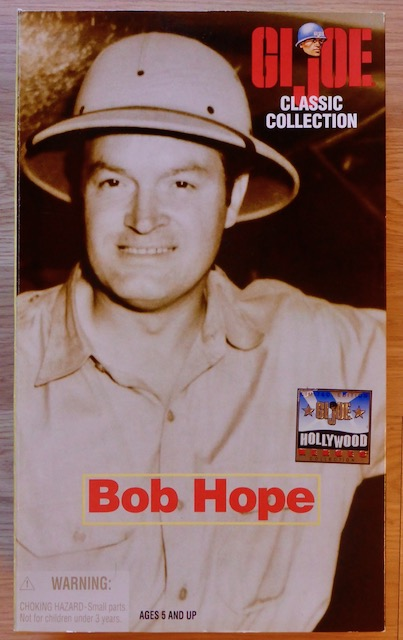 1998 Classic Collection – Hollywood Heroes – Bob Hope Bob2