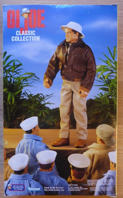 1998 Classic Collection – Hollywood Heroes – Bob Hope Bob3