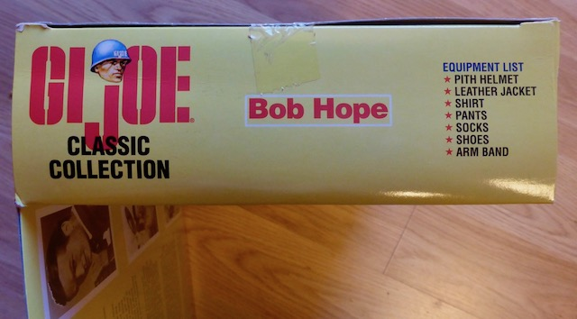 1998 Classic Collection – Hollywood Heroes – Bob Hope Bob6