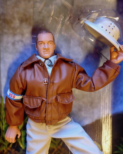 1998 Classic Collection – Hollywood Heroes – Bob Hope Bob8